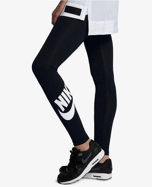 1b86261f7aa4bc Nike Sportswear Leg-A-See Leggings & Reviews - Pants & Capris ...
