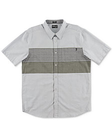 O'Neill Men's Altair Yarn-Dyed Stripe Shirt