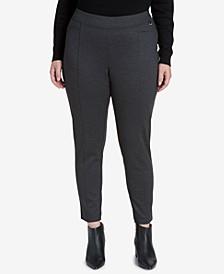 Plus Size Pull-On Skinny Pants
