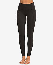 SPANX Women's Active  Tummy Shaping Compression Leggings