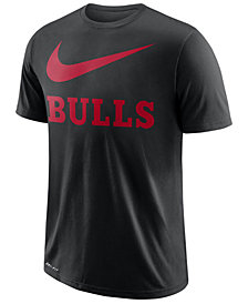 Nike Men's Chicago Bulls Swoosh Legend Team T-Shirt