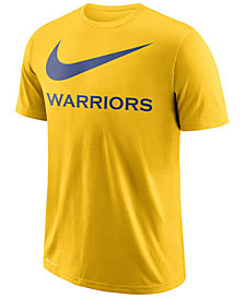 Nike Men's Golden State Warriors Swoosh Legend Team T-Shirt