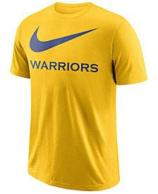 Nike Men's Golden State Warriors Swoosh Legend Team T-Shirt
