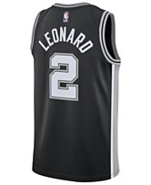 1bae223f08c Nike Men s Kawhi Leonard San Antonio Spurs Icon Swingman Jersey