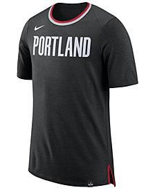 Nike Men's Portland Trail Blazers Basketball Fan T-Shirt