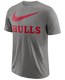 Nike Men's Chicago Bulls Swoosh Legend Team T-Shirt