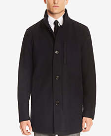 BOSS Men's Slim Fit Coat