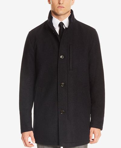 BOSS Men's Slim Fit Coat