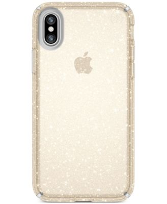 Presidio Clear Glitter iPhone 8 Case