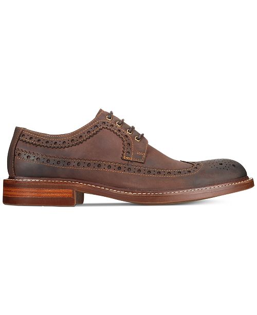 Kenneth Cole Reaction Giles Wingtip Oxford Free Shipping Manchester Free Shipping View Sale Browse Lq9owA