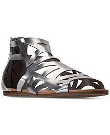Nine West Big Girls' Sadieh Gladiator Sandals from Finish Line
