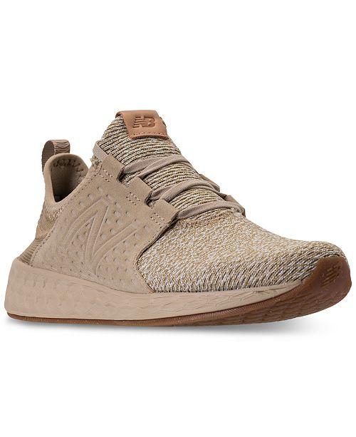 cdb9b12bbf ... New Balance Men s Fresh Foam Cruz Running Sneakers from Finish ...