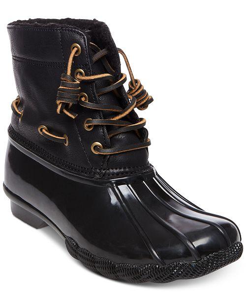 aa439a402e3 Steve Madden Women s Torrent Rain Boots   Reviews - Boots ...