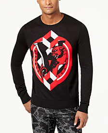 Versace Men's Logo Sweater