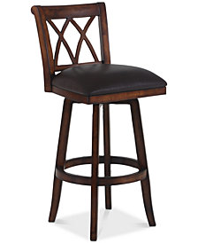 "Sonoma 26"" Swivel Counter Stool, Quick Ship"