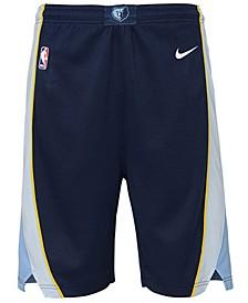 Memphis Grizzlies Icon Swingman Shorts, Big Boys (8-20)