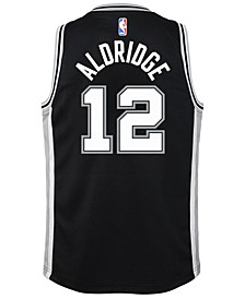 Lamarcus Aldridge San Antonio Spurs Icon Swingman Jersey, Big Boys (8-20)