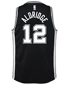 Nike Lamarcus Aldridge San Antonio Spurs Icon Swingman Jersey, Big Boys (8-20)