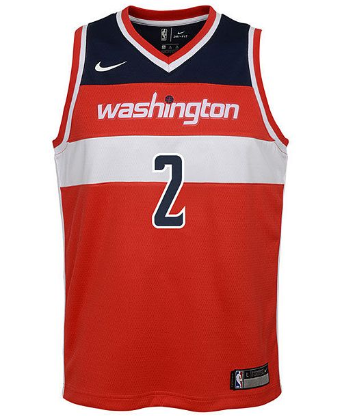 cheaper c2123 70c09 John Wall Washington Wizards Icon Swingman Jersey, Big Boys (8-20)