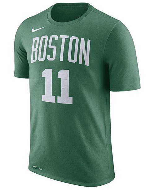 best sneakers b692f 77e78 Men's Jayson Tatum Boston Celtics Name & Number Player T-Shirt