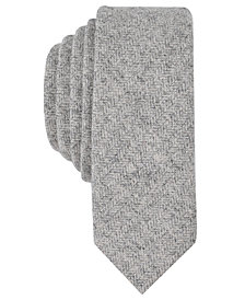 Original Penguin Men's Rayor Herringbone Skinny Tie