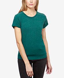 Lucky Brand Cotton Glitter T-Shirt