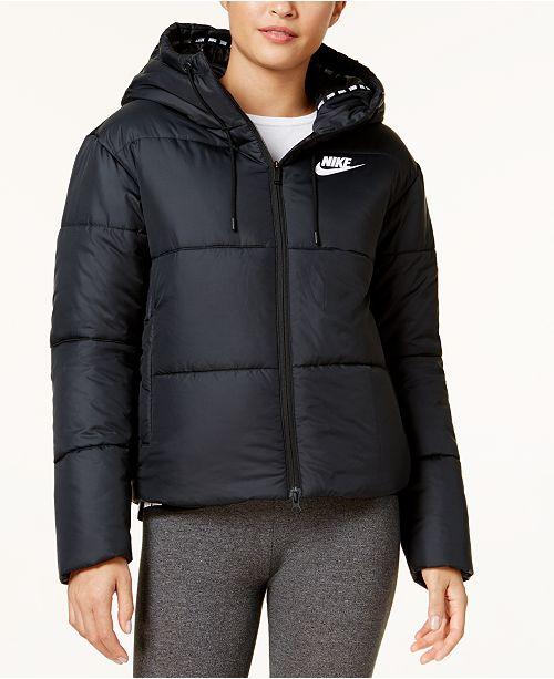 Nike Sportswear Puffer Jacket   Reviews - Jackets   Blazers - Women ... 4d9b0d11c