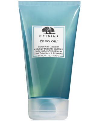 Zero Oil Deep Pore Cleanser with Saw Palmetto & Mint, 5 fl. oz