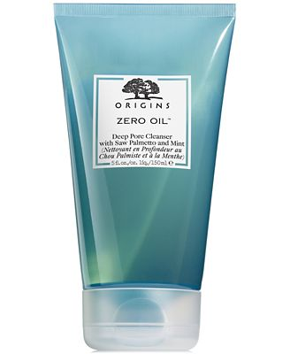 origins face wash origins zero pore cleanser with saw palmetto 30791