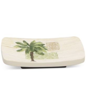 Citrus Palm Soap Dish