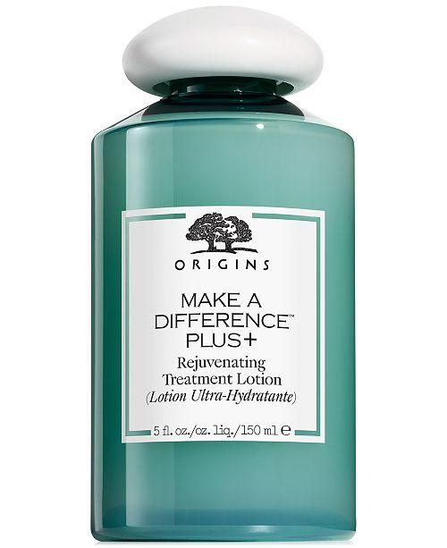 Origins Make A Difference™ Skin Rejuvenating Treatment Lotion, 5 fl. oz