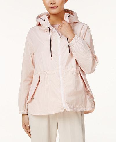 Weekend Max Mara Novella Hooded Raincoat