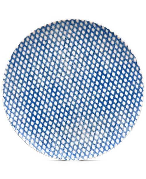 Noritake  Hammock Coupe Dots Salad Plate, Created for Macy's