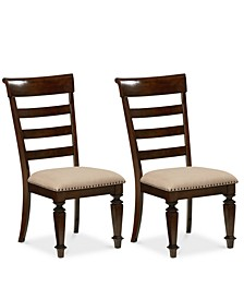 CLOSEOUT! Orlin Side Chair (Set Of 2), Quick Ship