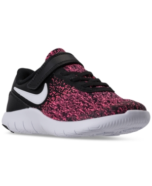 Nike Little Girls Flex Contact Running Sneakers from Finish Line