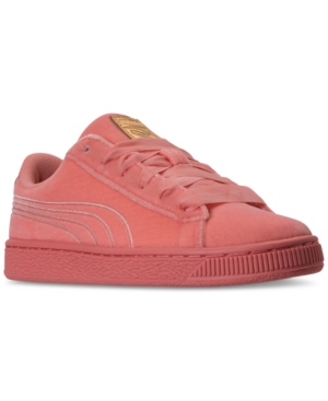 Puma Big Girls' Basket...
