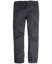 Levi's® Twill Jogger Pants, Big Boys