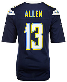 Nike Men's Keenan Allen Los Angeles Chargers Game Jersey