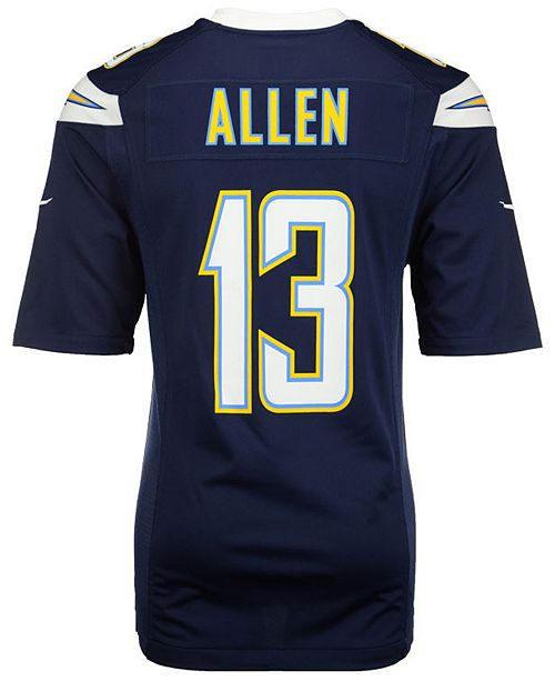 4a69354b681 Nike. Men s Keenan Allen Los Angeles Chargers Game Jersey. 2 reviews.   100.00