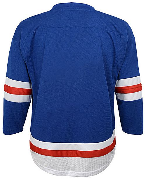 brand new 97400 d0a42 New York Rangers Blank Replica Jersey, Infants (12-24 Months)