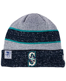 New Era Seattle Mariners On Field Sport Knit Hat