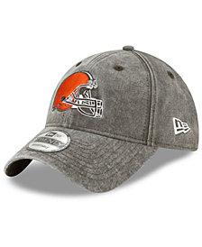 New Era Cleveland Browns Italian Washed 9TWENTY Cap