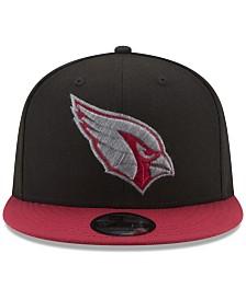 New Era Arizona Cardinals Heather Pop 9FIFTY Snapback Cap