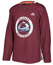 adidas Men's Colorado Avalanche Authentic Pro Practice Jersey