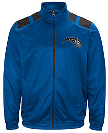 G-III Men's Sports Orlando Magic Broad Jump Track Jacket