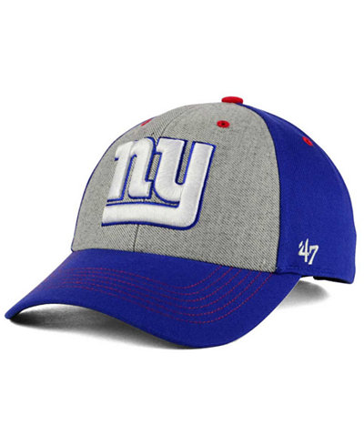 '47 Brand New York Giants Formation MVP Cap