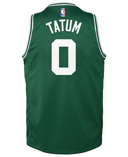 Nike Jayson Tatum Boston Celtics Icon Swingman Jersey d1f476fbc