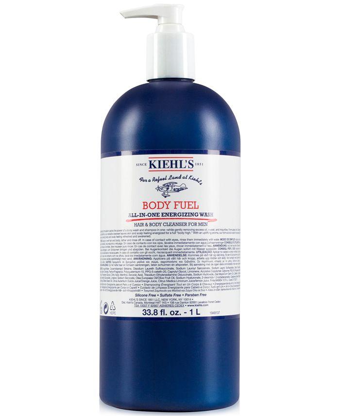 Kiehl's Since 1851 - Body Fuel All-In-One Energizing Wash, 33.8 fl. oz.