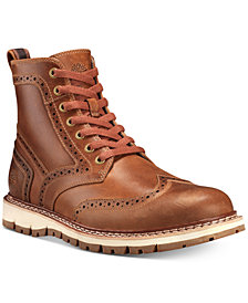 Timberland Men's Britton Hill Wingtip Boots