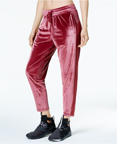 uk availability 6163a b37d9 Puma Yogini Velvet Pants  Puma Yogini Velvet Pants ...